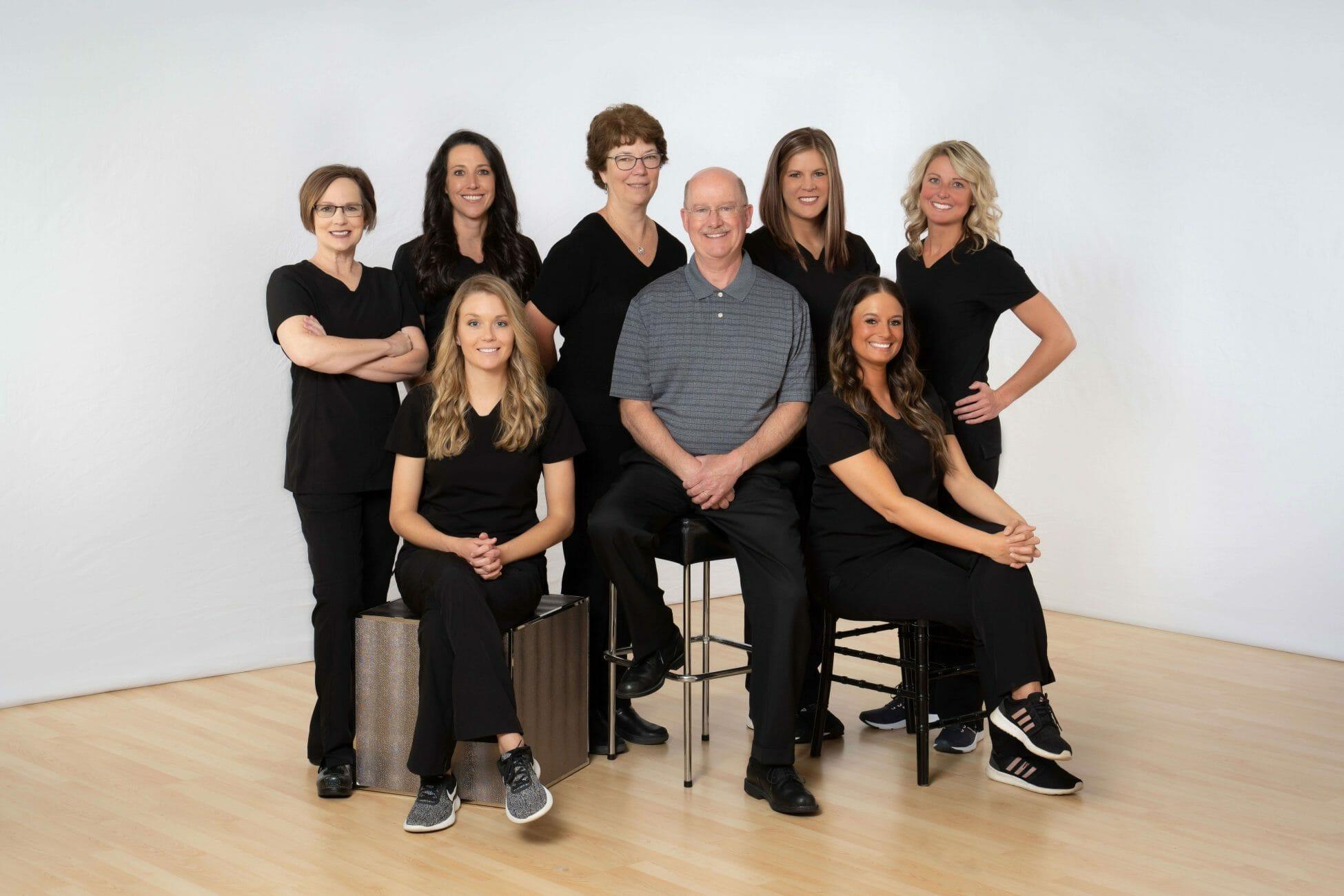 Jeffery R. Van Treese, DDS Dental Team